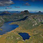 Cradle Mountain (Aerial) by Anton Gorlin