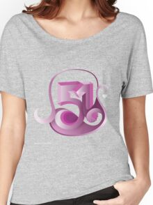 T-Shirt 51/85 (Social Security) by Christos Roussos Women's Relaxed Fit T-Shirt