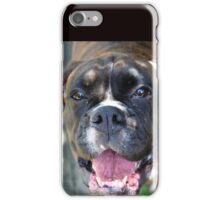 Is this close enough?  -Boxer Dogs Series- iPhone Case/Skin