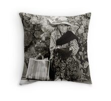 Tepoztlan, Mexico Throw Pillow