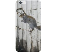 Running Away iPhone Case/Skin