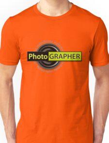 PhotoGRAPHER Long Sleeve Unisex T-Shirt