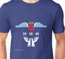 T-Shirt 63/85 (Financial) by Grant Cook Unisex T-Shirt