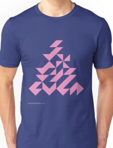 T-Shirt 67/85 (Financial) by Mark Gowing Unisex T-Shirt