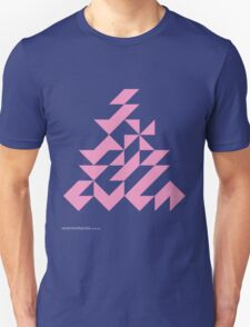 T-Shirt 67/85 (Financial) by Mark Gowing T-Shirt