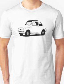 1957 Fiat 500 T-Shirt
