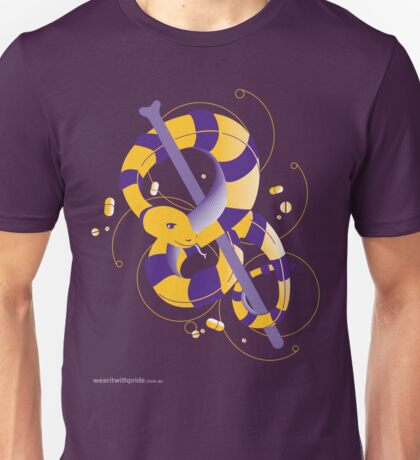 T-Shirt 80/85 (Health & Ageing) by Michael Boston Unisex T-Shirt