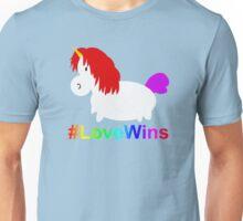 Marriage Equality Unicorn Unisex T-Shirt