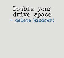 Double Your Drive Space Light Shirt Unisex T-Shirt