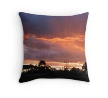After the Storm(2) Throw Pillow