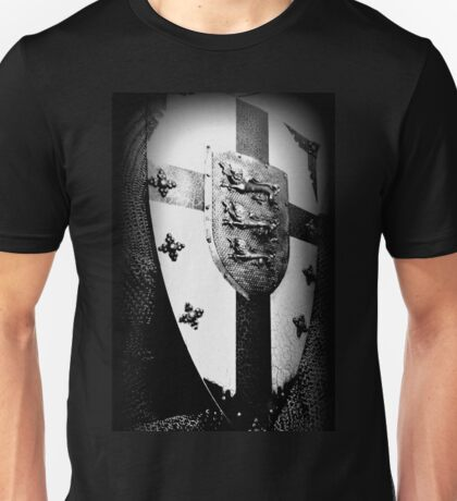 Chainmail and Shield Unisex T-Shirt