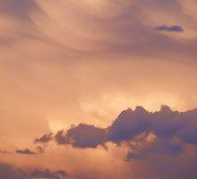 Late Summer Storm, Denver by Thomas Stevens