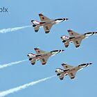 Thunderbirds by pandapix