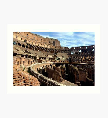 ANCIENT ROME Art Print