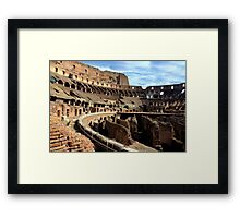 ANCIENT ROME Framed Print