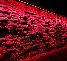 Red Stonewall, Denver Botanics by Thomas Stevens