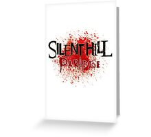 Silent Hill Paradise Greeting Card