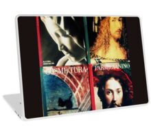 artistic books Laptop Skin