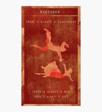 Bioshock Infinite Gaming Poster Photographic Print