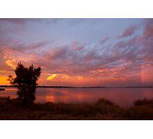 Pastel Skies Photographic Print