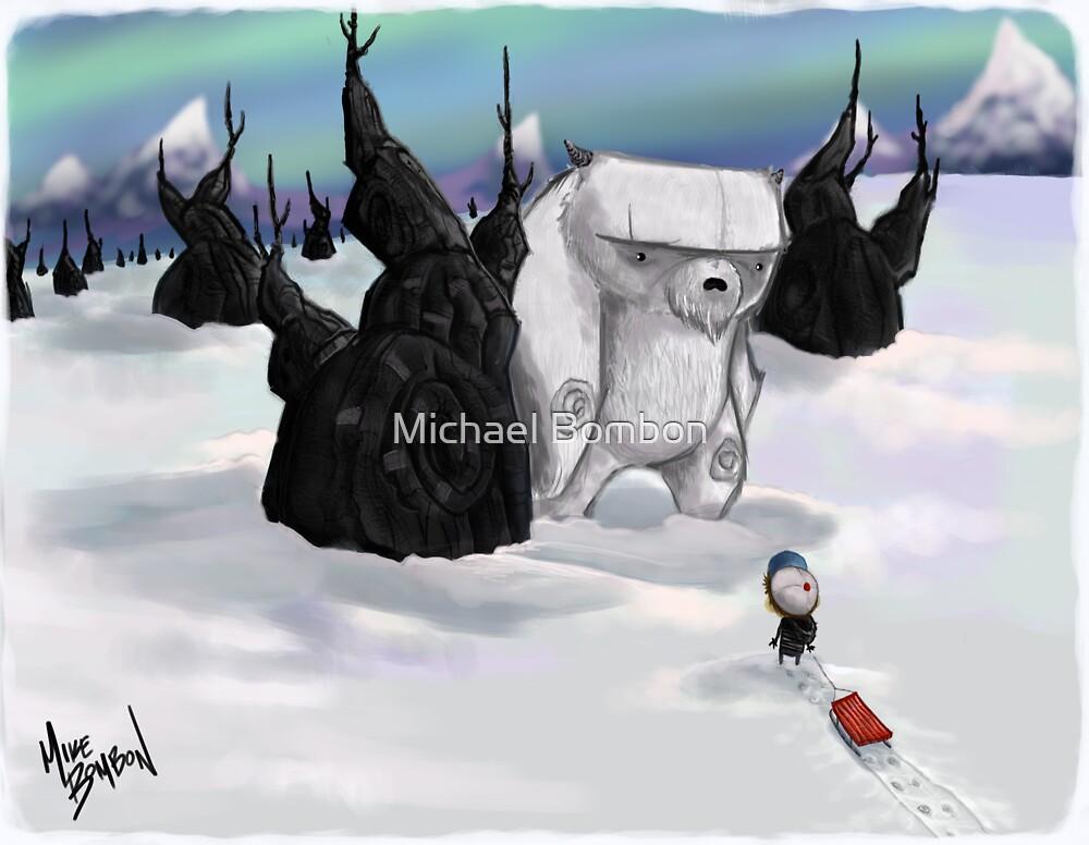 Big Trouble by Michael Bombon