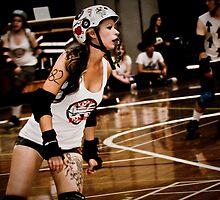 """Ace Of Hearts"" - Atom Bombs Captain by JAKShots-Sports"