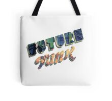 Future Funk! (text only) Tote Bag