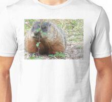 Ground Hog. (Whistle pig) Unisex T-Shirt