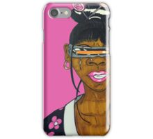Cyclops Samurai iPhone Case/Skin