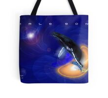 Whale Song part 2 Tote Bag