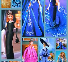 Barbie collection featured in Cards for Every Day by ©The Creative  Minds