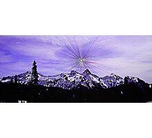 Supernova Sunshine Photographic Print