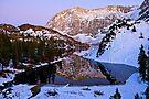 Ellery Lake, Tioga Pass, Yosemite by Zane Paxton
