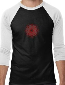 Blurryface Spirograph Men's Baseball ¾ T-Shirt