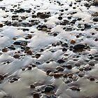 Beach Rocks 10 by Janice E. Sheen