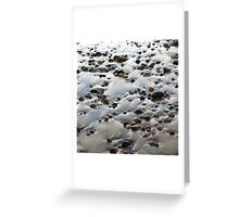 Beach Rocks 10 Greeting Card