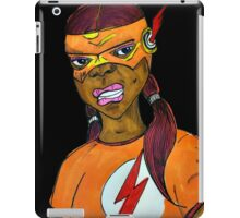 Flash Girl iPad Case/Skin