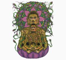 Ascetic Buddha 2 One Piece - Long Sleeve