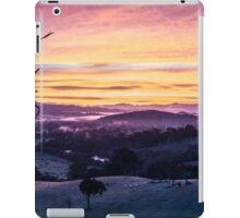 Sunrise over Goulburn River, Australia iPad Case/Skin