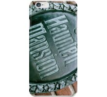 Haunted 04 iPhone Case/Skin