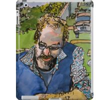 With Jesse at Cottesloe iPad Case/Skin