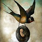 Precious flight by Catrin Welz-Stein