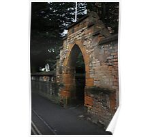 Cotswold Arch Way - Stow-On-The-Wold Poster