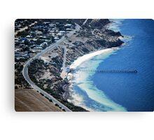 Wool Bay South Australia Canvas Print