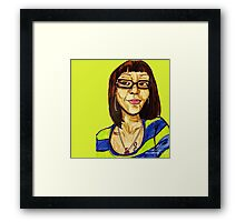 Kamiel Framed Print