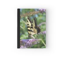 Tiger on the prowl Hardcover Journal