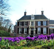 It is spring at Groeneveld! by jchanders