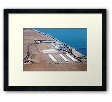 Port Giles South Australia Framed Print