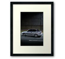 Hyundai 02 Framed Print