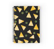 Nacho Frenzy Spiral Notebook